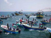 Para Nelayan Gaza Menderita Akibat Blokade Israel