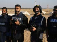Sampai Hari Ini, Total 21 Jurnalis Mendekam di Penjara Israel