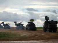 Rusia Kirim Sistem Pertahanan Udara Tor-M2 Ke Suriah