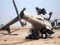 Ansarullah Jatuhkan Helikopter Apache Pasukan Koalisi Di Hudaydah