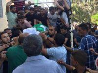 Warga Gaza Hadiri Pemakaman 7 Korban Tewas Demo Jumat