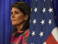 Haley: Dunia Harus Bekerjasama dengan Iran untuk Berantas Terorisme