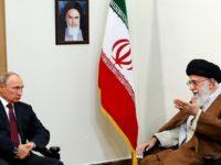Ditemui Putin, Ayatullah Khamenei Sebut AS Berbahaya Bagi Kemanusiaan