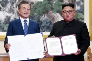 Dua Korea Capai Perjanjian Damai Baru