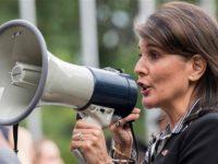 Nikki Haley Bergabung dalam Demo Anti Pemerintah Venezuela