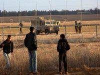 Sekelompok Pemuda Palestina Berhasil Menyusup Ke Pos Militer Israel