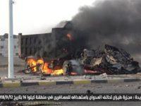 Ansarullah Hadang Serangan Besar Ke Hudaydah, Puluhan PersonilKubu Lawannya Tewas