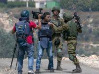'Israel Lakukan 600 Pelanggaran terhadap Jurnalis Palestina'