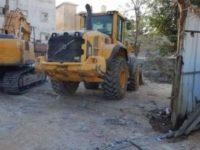 Pasukan Israel Hancurkan Rumah Warga di Kota al-Ramla