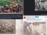 Myanmar Rilis Foto-Foto Palsu tentang Rohingya