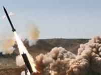 Tujuh Rudal Iran Hantam Markas Teroris Di Kurdistan Irak