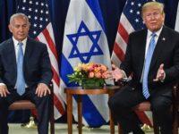 Di depan Netanyahu, Trump Akui Israel 'Agresif'