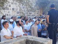 Seribu Penduduk Israel Rebut Masjid al-Aqsa