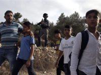 Tentara Israel Larang Siswa Palestina Masuk Sekolah, Bentrokan Pecah