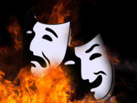 Pembakaran Bendera dan Fenomena Kemunafikan Modern