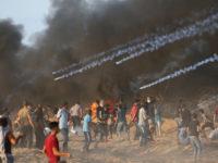 Foto Heroik Pria Gaza Ini Viral di Media Sosial