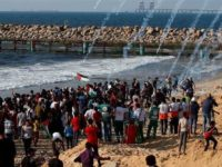 Tentara Israel Lukai Puluhan Warga Palestina Di Pantai Jalur Gaza