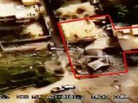 IRGC Rilis Foto-Foto Hasil Gempuran Rudalnya Ke Markas ISIS Di Suriah