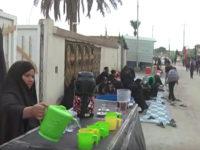 Peringati Arba'in, Penduduk Irak Tengah Dan Selatan Berlomba Menjamu Jutaan Peziarah
