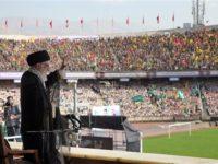 Ratusan Ribu Relawan Berkumpul, Khamenei Bersumpah Iran Tak Bisa Dikalahkan AS