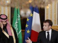 Badan HAM Desak Prancis Hentikan Penjualan Senjata ke Saudi