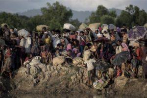 PBB: Pengungsi Rohingya Alami Kerja Paksa di Bangladesh