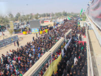 Video: Jutaan Peziarah Imam Husain Di Irak Gelar Shalat Jemaah Terpanjang Di Dunia