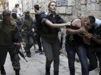 Tentara Isreal Tahan 370 Warga Palestina Selama September