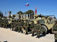 Rusia Perkuat Pasukan Di Suriah Timur, Ada Apa?