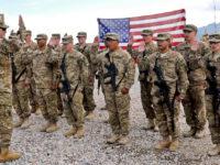 46% Tentara AS Percayai Perang Besar dengan Rusia, Cina pada 2019