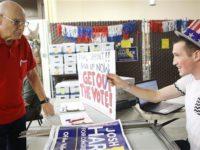 Survei: Mayoritas Warga AS Tidak Percayai Pemilu