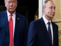 Trump Batalkan Pertemuan, Kremlin: Begitu Lebih Baik