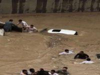Takut Bernasib Seperti Khashoggi, Media Saudi Bungkam Soal Banjir