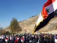 AS dan Israel Kembali Sendirian, 151 Negara Nyatakan Golan Milik Suriah