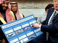 Kongres AS akan Selidiki Hubungan Finansial Trump-Saudi