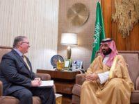 Saudi Mulai Blak-Blakan Dalam Normalisasi Hubungan Dengan Israel