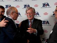 "Penasehat Keamanan Nasional AS Terima Penghargaan ""Pembela Israel"""