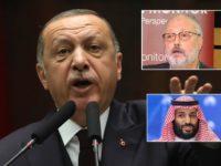 Turki Kirim Rekaman Audio Pembunuhan Khashoggi ke AS, Inggris & Prancis