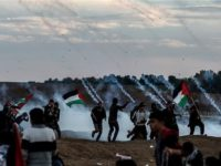 Serangan Pasukan Israel Lukai 33 Pengunjuk Rasa Palestina Di Gaza