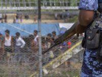Polisi Myanmar Tembak 4 Warga Rohingya