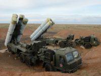 Antisipasi Kelanjutan Serangan Israel, Suriah Siagakan S-300
