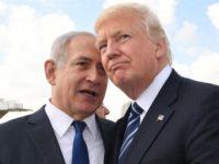 Trump: Militer AS Bertahan di Timteng Demi Israel