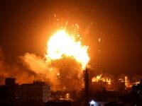 [VIDEO] Israel Jatuhkan Bom di Stasiun TV Gaza