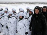 Ukraina Tempatkan Pasukan Cadangan di Perbatasan Rusia