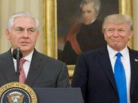 Trump: Tillerson Pemalas, Tillerson: Trump Ceroboh