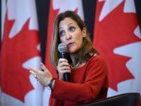 Kanada kepada AS: Jangan Politisasi Masalah Ekstradisi Warga China!