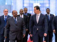 Presiden Sudan Jadi Pemimpin Arab Pertama Yang Berkunjung Ke Suriah