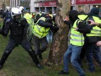 Demo Rompi Kuning Merambah ke Belgia, 400 Orang Ditangkap