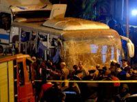 Bus Wisatawan Terkena Bom Di Mesir, Empat Orang Tewas