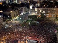 Puluhan Ribu Wanita Israel Demo Kekerasan Terhadap Perempuan